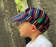 Detské čiapky - ŠILTOFKA bez plachtičky  - 3600417