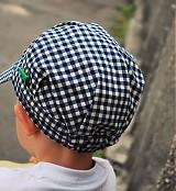 Detské čiapky - ŠILTOFKA bez plachtičky  - 3600418