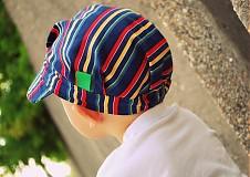 Detské čiapky - ŠILTOFKA bez plachtičky  - 3600419