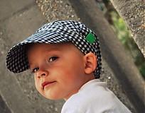 Detské čiapky - ŠILTOFKA bez plachtičky  - 3600420