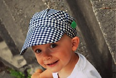 Detské čiapky - ŠILTOFKA bez plachtičky  - 3600423
