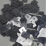 - Flitre štvorec 7 mm bal. 5 g - antracitové - 3607987