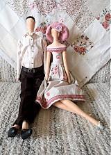 Bábiky - V romantickom duchu - 3612805