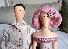 Bábiky - V romantickom duchu - 3612806