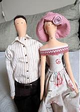 Bábiky - V romantickom duchu - 3612814