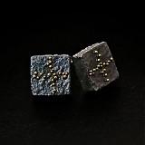 Náušnice - Cube earrings I - 3614939