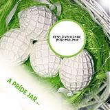 A príde jar .. biele vajíčko v bielom šate :)