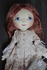 Bábiky - Textilná bábika - 3626342