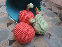 Dekorácie - ovocíčko - 3639617