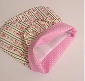 Detské tašky - taštička Victoria Rose - 3641694