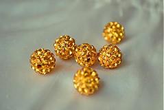 Korálky - shamballa korálky CZ kryštál colorado, 10mm, 0.25€/ks - 3643711