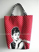 - i♥audrey.nákupná taška - 3647039