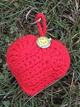 Kľúčenky - kľúčenka srdiečko :) - 3652141