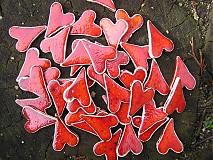 Dekorácie - srdiečka do mozaiky - 3661797