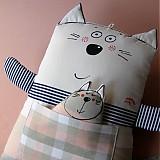 MICI a MICICI ♥♥♥ - polštářky