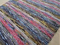 Úžitkový textil - Vo farbách dúhy 72x194cm - 3663803