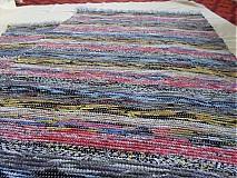 Úžitkový textil - Vo farbách dúhy 72x194cm - 3663805