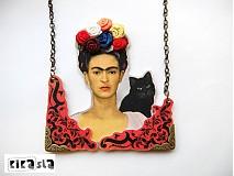 Náhrdelníky - Mexická kráska - 3669955
