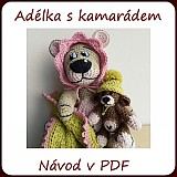 Kurzy - Adélka s kamarádem-návod - 3672308