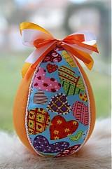 Dekorácie - Veselé vajíčko - 3677943