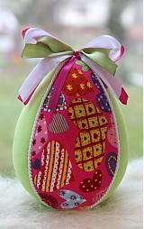 Dekorácie - Veselé vajíčko - 3677969