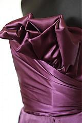 Šaty - Balónové korzetové koktejlky skladom - 3681446