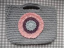 Taštičky - Romantická kabelka - 3685711