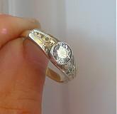 Prstene - krásne zasnúbená... - 3688567