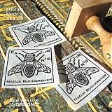 Drobnosti - Včielka, pečiatka (4x4 cm) - 3692215