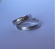 Prstene - Kvietok v rose - 3697298