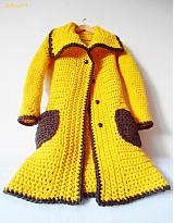 Kabáty - yellow alpaKAbát - 3697670