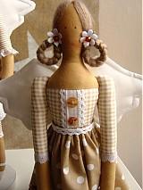 Bábiky - Hnedobéžová - 3704399