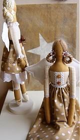 Bábiky - Hnedobéžová - 3704401