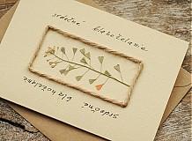 Papiernictvo - srdečné blahoželanie 01 - 3716534