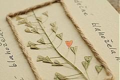 Papiernictvo - srdečné blahoželanie 01 - 3716536