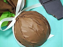 Drogéria - Kakao a mäta XL - masážna kocka - 3717547