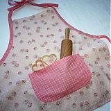 Úžitkový textil - Zásterka pre malé pomocníčky - 372089