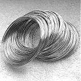Suroviny - Pamäťový drôt-platina-10 ot. - 3720972