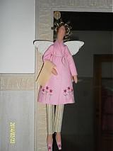 Anjel do kúpeľne