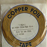 - Páska na cínovanie strieborná - kotúč (6,4 mm) - 3728729