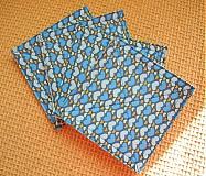 Úžitkový textil - Prestieranie pod kávičku č.2 - 3728994