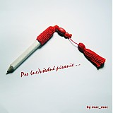 Drobnosti - (Ne)všedná ceruzka :) - 3730427