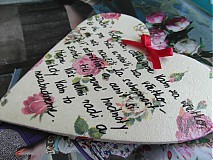 Darčeky pre svadobčanov - darček pre rodičov-magnetka - 3732312