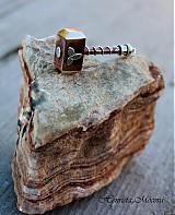 Šperky - Thorovo kladivo  (bronz/striebro) - 3733044