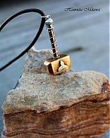 Šperky - Thorovo kladivo - 3733045