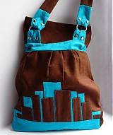 Kabelky - CITY BAGGIE Handmade bag - 391102