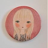 - Pupa magnet bodkovaný - Blondínka - 399107