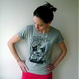 Tričká - ilustrované tričko - 406729