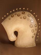 Socha - Biely koník - 425621