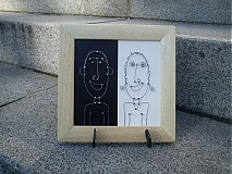Obrázky - Chlapec a dievča - 427380